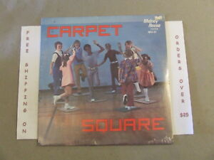 SEALED CARPET SQUARE LP KID BREAKS, FUNK MELODY HOUSE MH-31