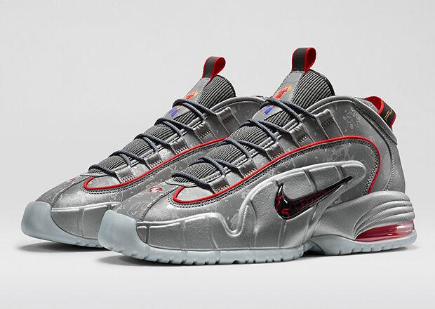 Nike Air Penny 1 Doernbecher DB LE Size 12.5. 728590-001 Jordan Foamposite