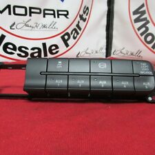 DODGE RAM 2500 3500 Switch Panel With stability control/exhaust brake