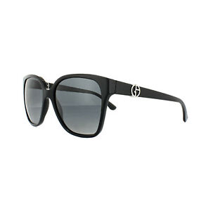 f37788364ddb Image is loading Giorgio-Armani-Sunglasses-AR8061-5017T3-Black -Grey-Gradient-