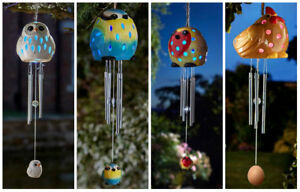 Novelty-Animal-Garden-Wind-Chime-Solar-Colour-Changing-LED-Light-Garden-Ornament
