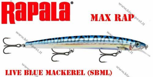 BRAND NEW Rapala MaxRap Max Rap Fishing Lure 15cm MXR15 Different colors