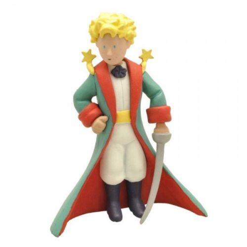 Le Petit Prince figurine Le Petit Prince avec cape et épée 7 cm Plastoy 610481