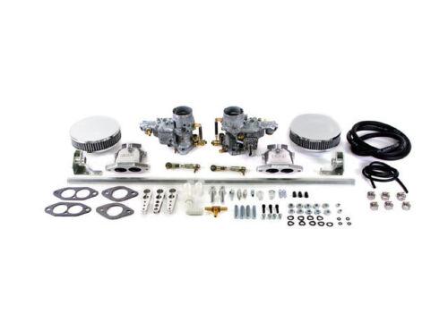 New VW Type 3 Dual Port EMPI Dual EPC ICT 34mm Carb Kit