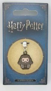 New-Official-Genuine-Harry-Potter-Silver-Plated-Cutie-Hadgrid-039-POP-039-Slider-Charm