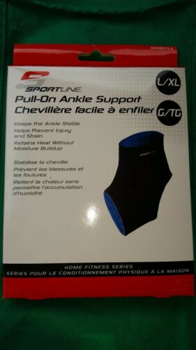 Ankle Support Brace Size LXL Prevent Injury Sports