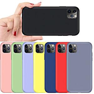 COVER-per-Iphone-11-Pro-Max-Custodia-Silicone-Gel-Gomma-TPU-Slim-Anti-impronte