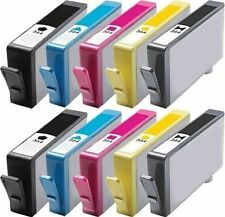 10 XL CHIPPED Ink Cartridge 364XL for HP Photosmart 5520 5524 6510 6520 7510