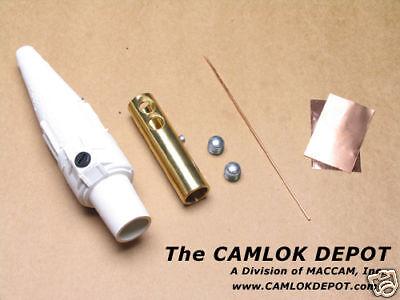Cooper Camlok #2-2//0 FEMALE WHITE # EZ1016-8380