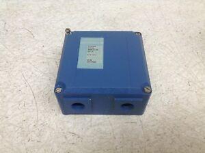 Temposonics-011009050-3101000-Linear-Displacement-Transducer-Control-9-034-Stroke