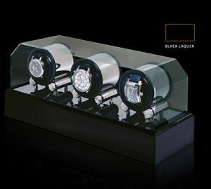 Orbita-Premium-Watch-Winder-Futura-3-Watch-Winder-Black-Lacquer-Winder