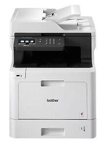 Brother MFC-L8690CDW 4-in-1-Farblaser-Multifunktionsgerät