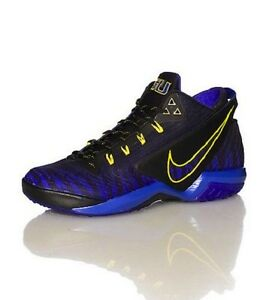 Nike 654859 Zoom Air Field General LSU Louisiana State Uinersity Tigers Shoes