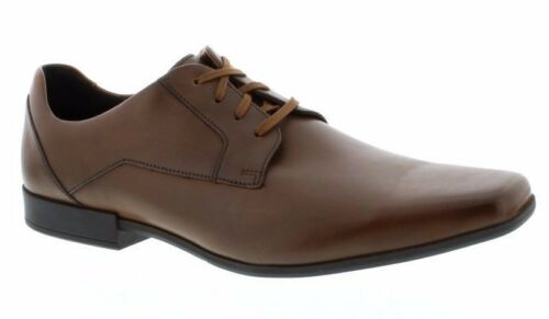 Glement Clarks Mens Calzado Up Tan Lace q0Yva0R