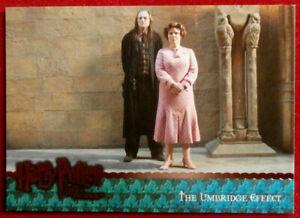 HARRY-POTTER-ORDER-OF-THE-PHOENIX-Card-047-THE-UMBRIDGE-EFFECT-Artbox-2007