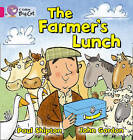 Collins Big Cat: The Farmer's Lunch Workbook by HarperCollins Publishers (Paperback, 2012)