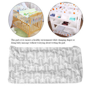 Fabulous Details About Soft Baby Changing Table Pad Cover Toddler Protective Mattress Crib Bed Sheet Mf Download Free Architecture Designs Rallybritishbridgeorg