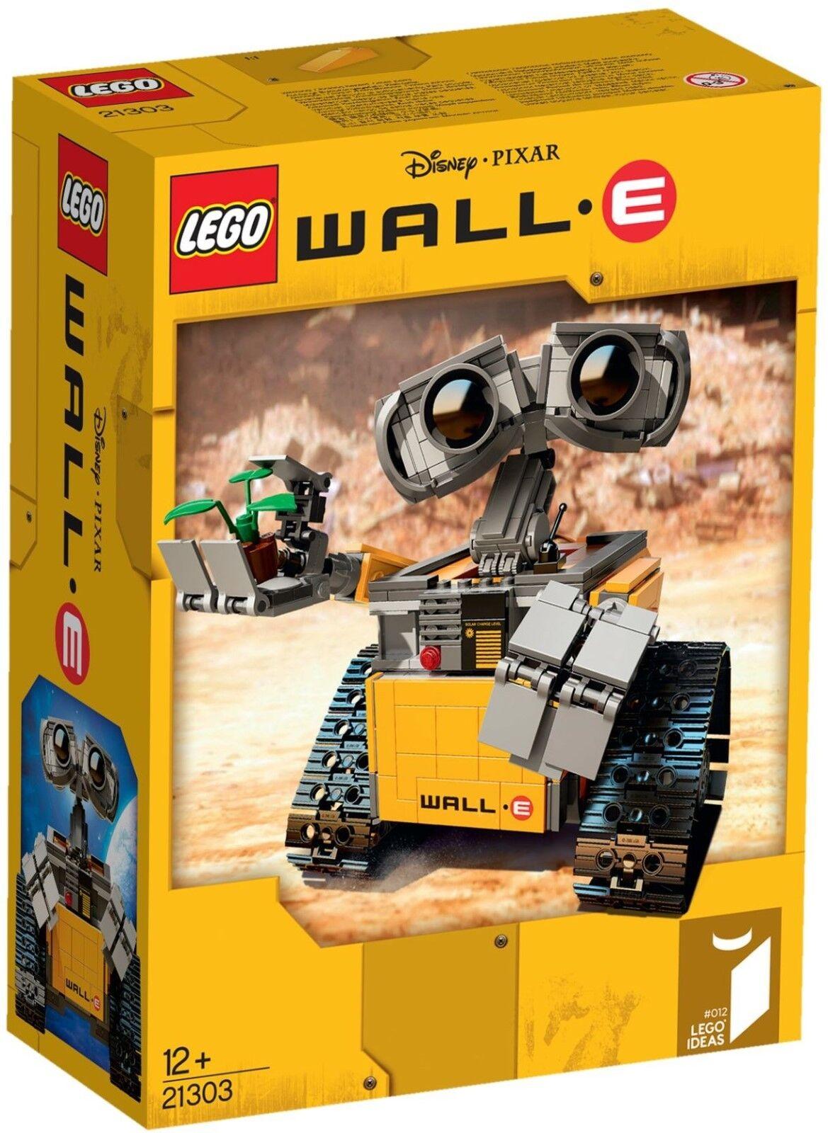 LEGO® Ideas 21303 Wall E NEU & OVP passt zu 21302 21301 21305 21108 21109