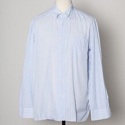 Luigi Borrelli Solid Button Down Cutaway Collar Cotton Slim Fit Dress Shirt