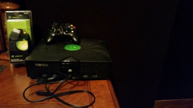 Microsoft Xbox modded Console