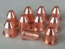 770496-10 x Tips Electrode Set HOBART© Plasma Torch 250Ci 500Ci