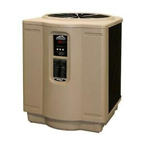 NEW Hayward Summit Heat Pumps with hot Gas defrost, 110,000 BTU- SUM5TAC Canada Preview
