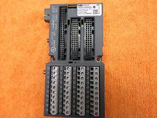 ABB TU531 S500 I/O Terminal Unit 230VAC screw for AC or Relay Modules *Warranty*