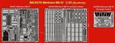 Eduard Big Ed 3570 1/35 MERKAVA Mk.IV Academy C