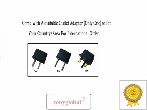 AC Adapter For Sadelco Meter 1500 2000 3000 5000 800cli Display Max Power Supply