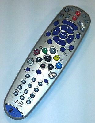 DISH NETWORK BELL ExpressVU 6.3 Remote Control TV2 UHF PRO 622 6131 Model 148786