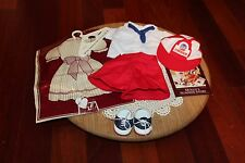 American Girl Doll Molly's RET & RARE Camp Gowonagin Uniform, Pleasant Co. EUC!