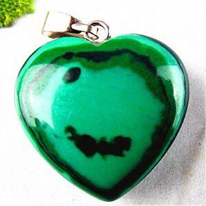 BA5669-20x6mm-Beautiful-heart-Malachite-pendant-bead
