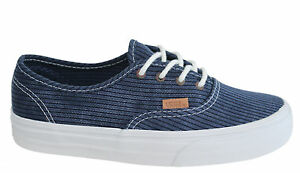 Zapatillas Up Herringbone Zuifqs Plimsoll Lace Vans Washed Authentic C azules xAXcwFOITq