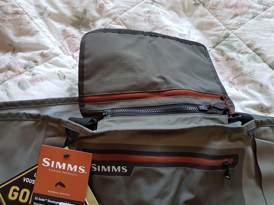 Waders, Simms G3