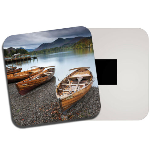 Keswick Lake District FRIDGE MAGNET-Inglaterra Reino Unido de Gran Bretaña CANOTAJE Divertido Regalo #14249