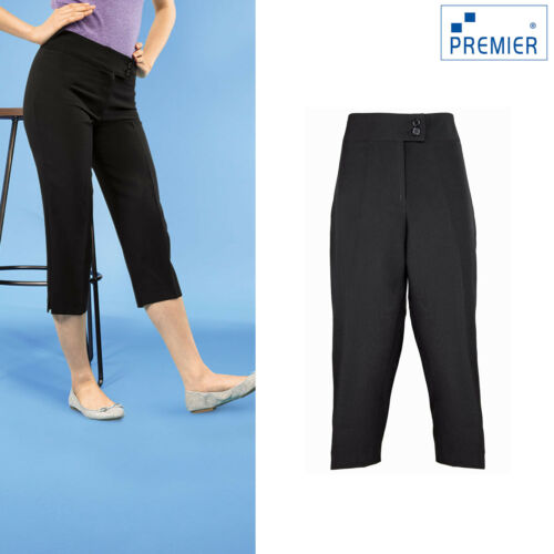 PR534 Premier WOMEN/'S Senna Bellezza e SPA Crop Pantaloni Spa coltura Workwear