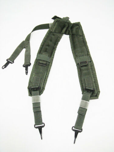 US Military Official Army Combat Load Bearing Suspenders LC-2