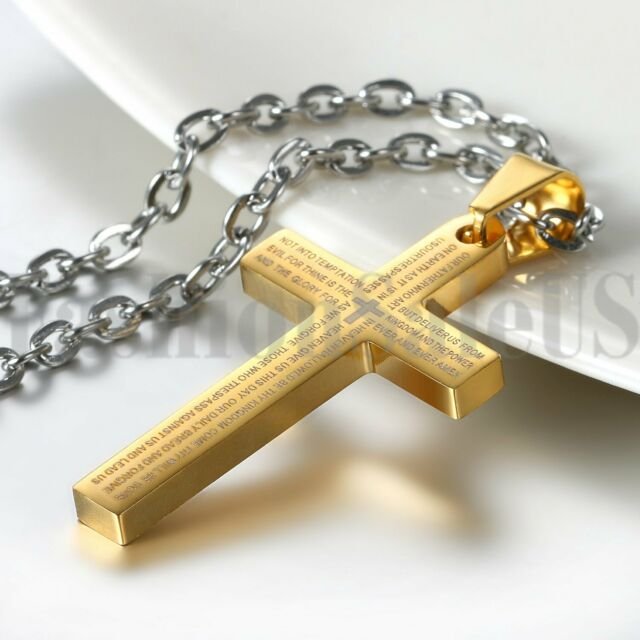 Printed Pages Mini BIBLE PENDANT NECKLACE Quinceanera Religious Charm Jewelry