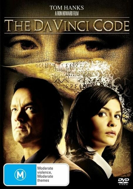 Da Vinci Code (DVD, 2010) LIKE NEW ... R4