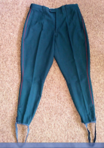 Pantaloni-cerimoniali-ufficiale-sovietico-dell-039-URSS