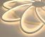 Design LED Deckenlampe Deckenleuchte 40W Warmweiß TÜV Trafo 3000k A++