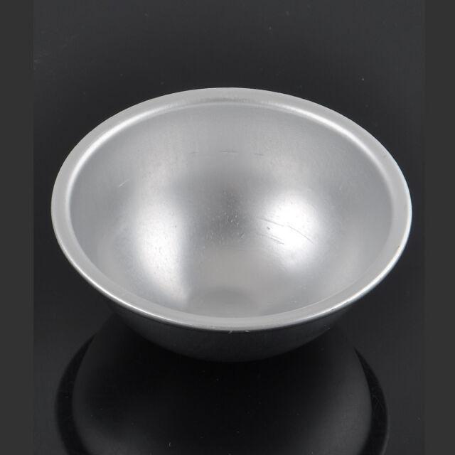 3 Sizes 3D Aluminum Sphere Bath Bomb Cake Pan Tin Baking Pastry Ball Mould HOT