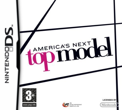 NDS-Americas Next Top Model /NDS  GAME NEW