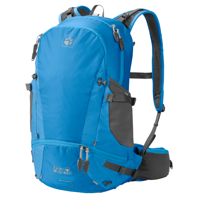 Details about Jack Wolfskin Moab Jam Pack Bike Backpack Cycle Rucksack Day Rucksack 30 Litre