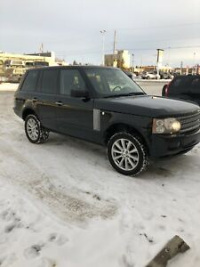 2008 super Super charged range rover