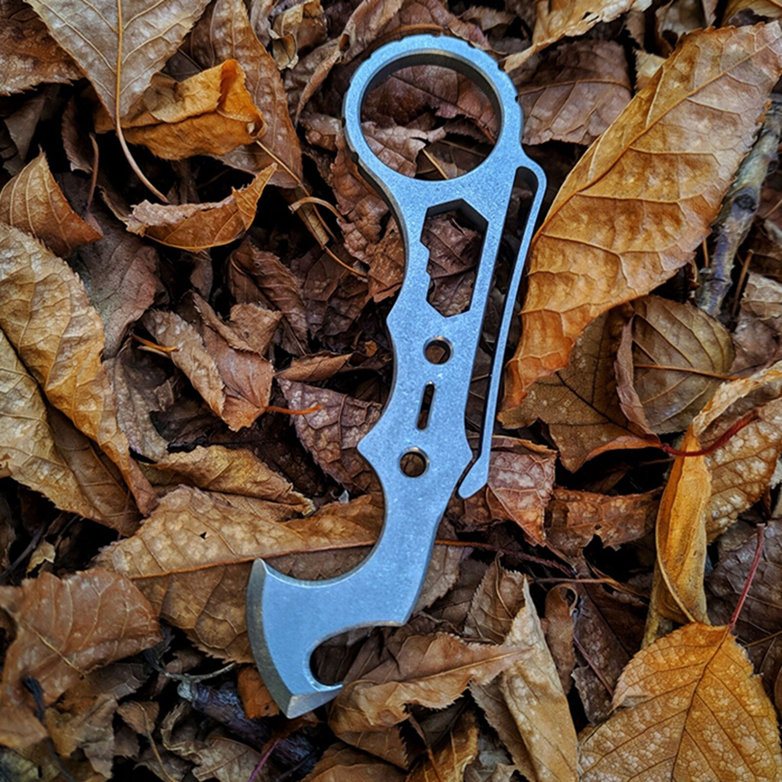 Titanium EDC multi tools  Opener break window survival portable outdoor  reasonable price