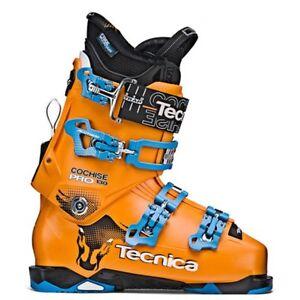 Ski-Boots-28-5-TECNICA-COCHISE-130-PRO-SKI-BOOTS-FLOOR-MODEL