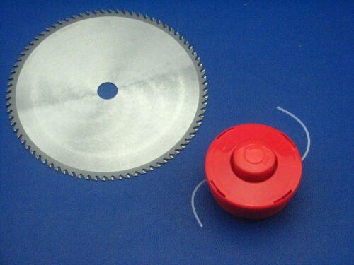 Fadenspule für Fuxtec FX-MT152 Motorsense Dickichtmesser robust und scharf