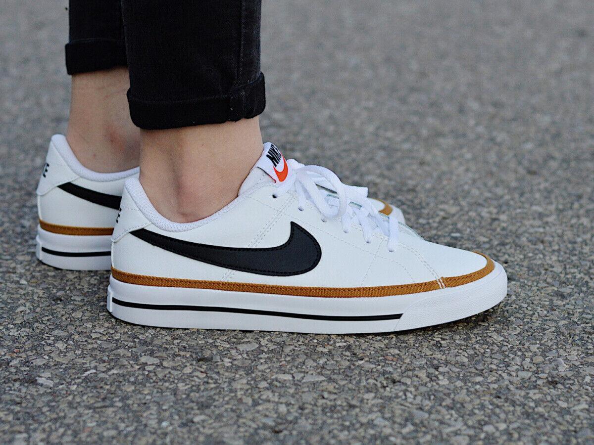 Nike Court Legacy GS DA5380-102 Chaussures Junior/Femmes