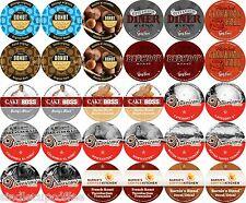 Combo Pack K Cup Coffee Large 30 Count Sampler Variety Pack 15 FLAVORS!